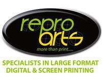 Repro Arts Wide Format Digital Printing