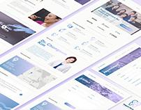 Dental clinic branding & web project