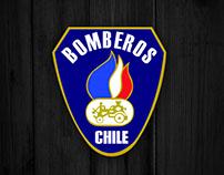 Bomberos de Chile / Voluntarios.