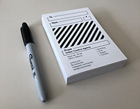 Print: Delivery Cards