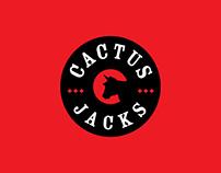 Cactus Jacks Identity / Menus