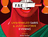 Unwrinkled Saris & Just Another Evening- Comic
