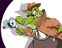 SPY CROCBOND Game