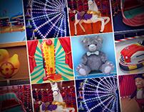 "Slot machine - ""Funfair"""