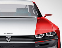 Peugeot e-Legend National