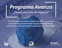 CAMPAÑA PUBLICITARIA. Programa Avanza