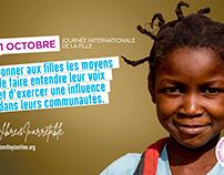 Journée internationale de la fille 2019 CS4FP