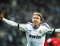 Luka Modric Edit & Retouch