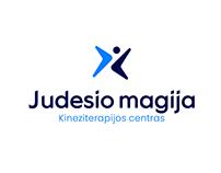 """""""Judesio magija"""" logotipas"""
