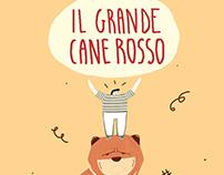 Il grande cane rosso_ Biancoenero Edizioni