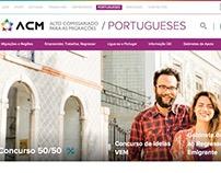 Alto Comissariado para a Migração - www.acm.gov.pt