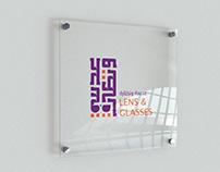 Lens&Glasses Logo