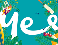 Holiday Mode | Optus Christmas 2018