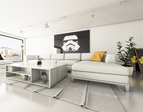 Star Wars Fans Room