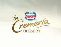 La Cremería Dessert Savory