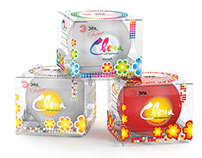Package of LED Candle ERA Fashion