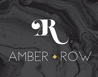 Amber Row Logo