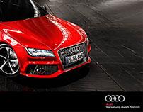 "Audi RS7 Sportback ""HITMAN: Agent 47"""