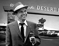 Frank Sinatra in Las Vegas