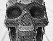 BEAST RoboSkull T Shirt