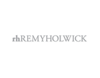 rhREMYHOLWICK Logo Refinement and Initial Branding