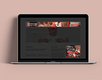 Shutterstock Winter Banner Display Ads Campaign