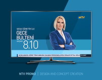 NTV PROMO | DESIGN AND CONCEPT CREATION