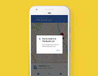Google Maps: Rideshare Integration