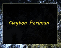 Clayton Perlman: Grounded Personality