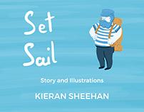 Set Sail - Illustrated Narrative