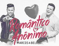 Hotsite Romântico Anônimo