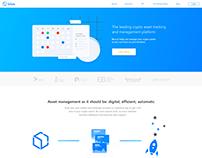 Blox.io Landing Page