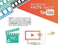 Youtube Infographic project