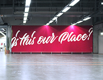 Is This Our Place? Mural