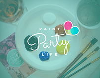 Paint Party Life Timelapses and Placemat