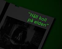 Wiklund-Nilsson — Släck ljuset (GLOW IN THE DARK)