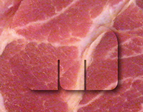 "Font, Typography / ""Meat"""