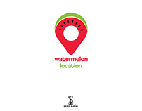 watermelon location logo