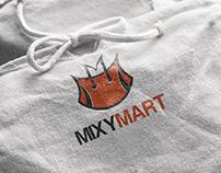 Mixymart Branding