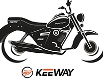 Keeway Superlight Motorcycle