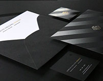 Adrian Gilling Design: Personal Identity Materials