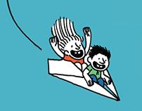 Paper Toy - children's book