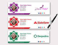 Top 21 Email Signature Designs