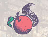 Orchard Thieves Cider - Logo Competition