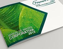 Manual de marca - Polymers Crop
