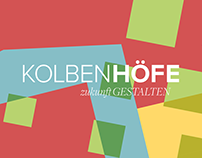 Kolbenhöfe Corporate Design