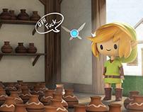 Little Zelda - Link