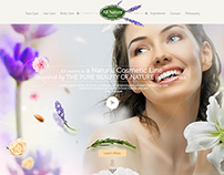 All Nature Herbs&Oils Web Site Design