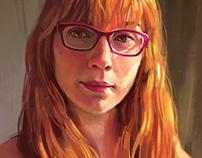 Marta Portrait