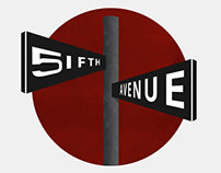 5fm - Fifth Avenue - Animated Shorts - Pitch